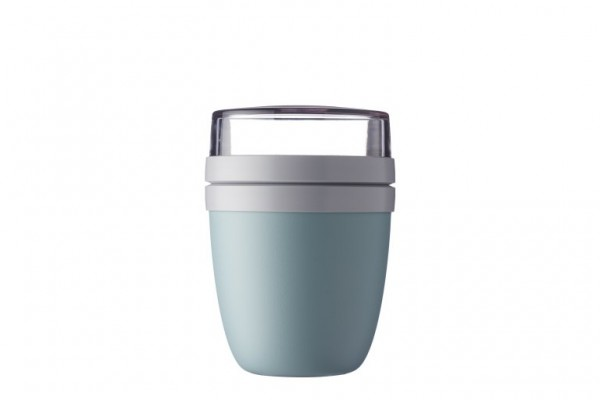 Lunchpot Ellipse Mepal - Nordic green
