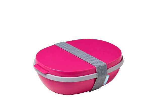 Lunchbox Ellipse Duo Mepal - Pink