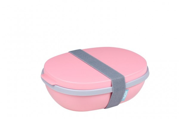 Lunchbox Ellipse Duo Mepal - Nordic Pink