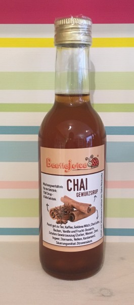 Chai Sirup 200 ml