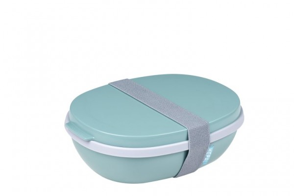 Lunchbox Ellipse Duo Mepal - Nordic Green