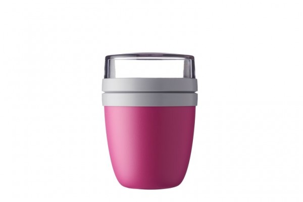 Lunchpot Ellipse Mepal - pink