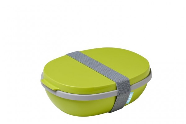 Lunchbox Ellipse Duo Mepal - Lime